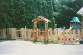 picket fence gate with arbor. Home Page Picket Fence Gate With Arbor