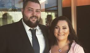 Michael Smith girlfriend: Who is darts star's other half that he will marry  on SATURDAY? | Other | Sport | Express.co.uk
