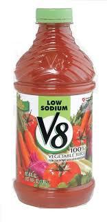 amazon v8 vegetable juice low sodium 46 fl oz bottles pack of 12 grocery gourmet food