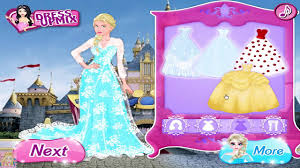 disney style wedding wedding makeup and dress up game for kids