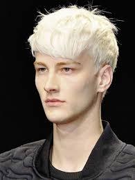 étonnant 29 Teinture Cheveux Blanc Homme Images