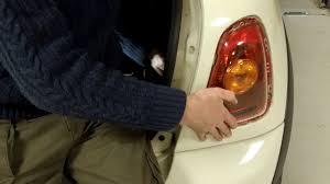 2011 Mini Cooper Brake Light Bulb Bmw Mini R56 Rear Tail Light Removal Lamp Bulb Replacement