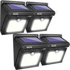 Solar Sensor Light Big W Baxia Technology Bx Sl 101 Solar Lights Outdoor 28 Led Wireless Waterproof Security Solar Motion Sensor Lights 400lm 4 Packs