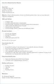 Dental Assistant Resume Objective Dental Assistant Resume Objective Samuelbackman 99