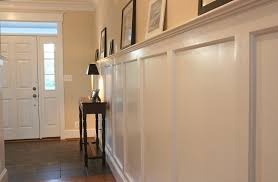 Tall Wainscoting stylish board and batten wainscoting all home decorations 6288 by xevi.us