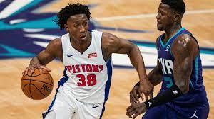 Detroit Pistons game against Charlotte ...