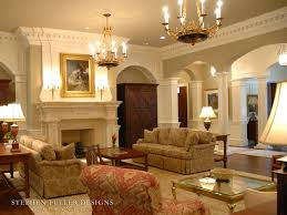 an english living room traditional living room