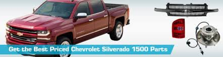 chevrolet silverado 1500 parts partsgeek com  at Ac Delco Wiring Harness 2013 Sierra Fog