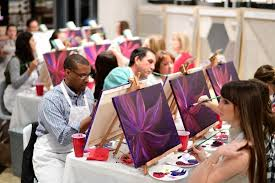 painting with a twist sugar land luxury houston s mobile paint studio paint