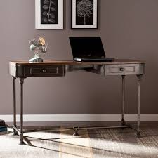 outstanding office writing desk writing desk staples with frame and laptop and drawers and