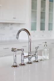 Best Bridge Faucets For Kitchen Rohl Polished Nickel Country