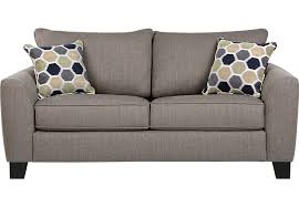 pull out loveseat sleeper. Bonita Springs Gray Sleeper Loveseat - Loveseats Posturepedic (Gray) Pull Out Rooms To Go