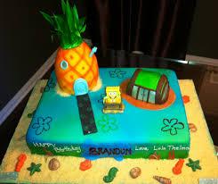 Homemade Spongebob Birthday Cake Ideas 65194 Wedding Cakes