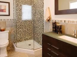 bathroom corner shower. Exellent Bathroom 5 Small Bathroom Ideas With Corner Shower Only  Anfitrionco L
