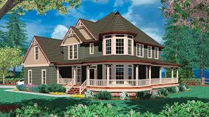 Floor Plans   Wrap Around Porch from Floorplans comFloor Plan AFLFPW   Story Home   Porch  Wrap Around