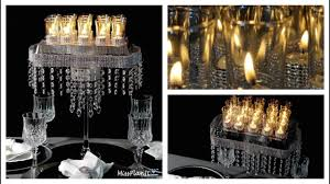 candle glam wedding centerpiece diy how to create this candle glam wedding centerpiece