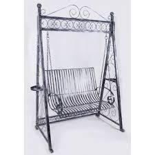 briar rose garden swing seat