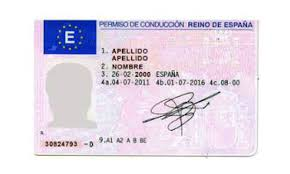 Azul Spanish - Driving Licences Marbella
