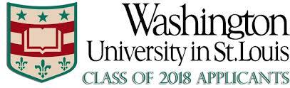 Wustl C/o 2018 Applicants - Top Law Schools