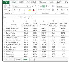 Sales Per Day Formula Excel Percentage Formulas Percentage Of Total Percent