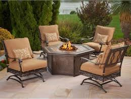 highest fire pit set clearance delivered outdoor patio furniture sets tulum