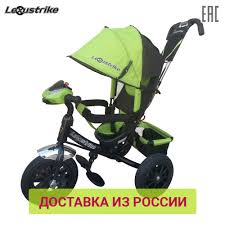 <b>Велосипед</b> детский <b>3</b>-<b>х колесный Lexus</b> trike, надувные колеса 12 ...