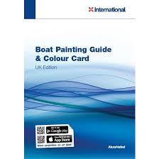International Paint Guides Colour Cards Product Info