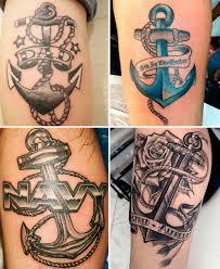 Tatuaggio Ancora Storia Significato E 200 Foto A Cui Ispirarsi