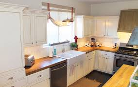 Wooden Kitchen Countertops Charming And Classy Wooden Kitchen Countertops