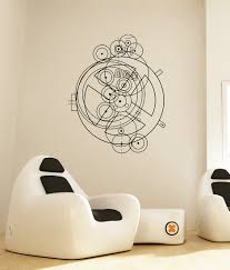 staceythinx:  Elegant ideas for an elegant home. These vinyl wall decals  are available
