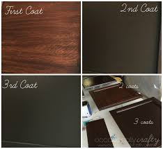 Diy Gel Stain Kitchen Cabinets Transform Your Golden Oak Cabinets With Java Gel Stain Stains