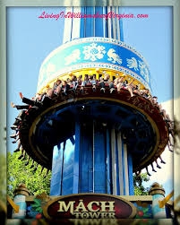 mach tower busch gardens williamsburg virginia