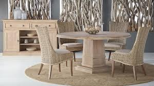 Greco Dining Chair Grey Kubu Setting 1