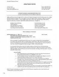 Resume Best Of General Manager Resume Templates General Manager