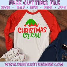 But make sure to pair this with a simpler san serif to. Free Christmas Svg Cut Files Digitalistdesigns