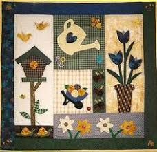 Free Holiday Quilt Patterns - Holiday Wall Hanging Patterns ... & Country quilt Adamdwight.com