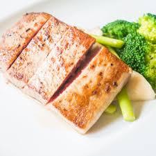 Olive Oil-Poached Albacore Tuna Recipe