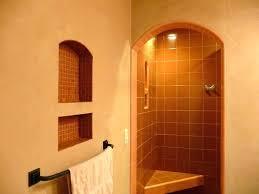 prefab shower niche preformed installation tile recessed shelves throughout 5 adhesive reviews how prefab shower niche