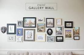 gallery wall frames awesome 28 ideas for gorgeous diy walls tip junkie throughout 4  on wall art gallery ideas with gallery wall frames new regarding 19 winduprocketapps gallery