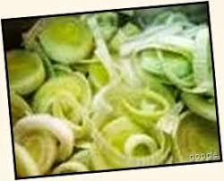 Resultado de imagem para imagens de receitas com alho poró