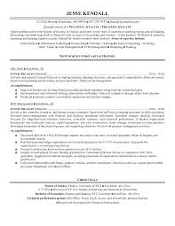 Credit Analyst Resume Example Commercial Credit Analyst Resume Credit Analyst Commercial Credit