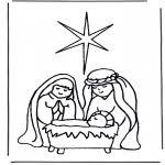 Bijbelkleurplaten Kerst Kleurplaten Bijbel