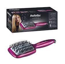 Babyliss HSB100E Liss Brush 3D Düzleştirici Taraklı Saç Düzleştirici Saç  Fırçası Fiyatı En Ucuz