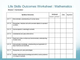 Curriculum Adjustments. Adjustments specific to special needs ...