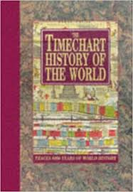The Timechart History Of The World 6000 Years Of World