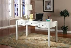 white writing desk inch writing desk in cottage white finish by house 3d jesper office 220