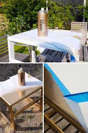 spray painting wood furniture painting