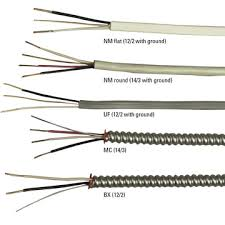 electrical cable and wire types colors and sizes electrical wire types enlarge image