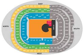 U2 Metlife Seating Chart 20 Actual Seating Plan Twickenham