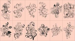 all fee download flowers vector free download free vector downloadfree vector download
